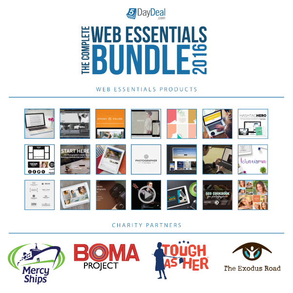 5DayDeal Web Essential Bundle